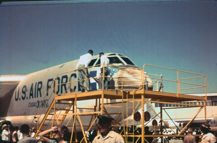 B-52B 53-0380 Ciudad Juarez