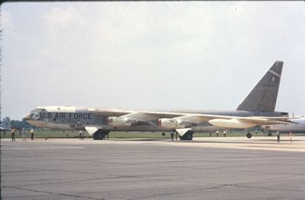 B-52B 53-0394 City of El Paso