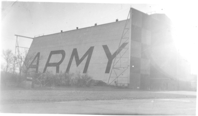 Army Airship Hangar Biggs Field