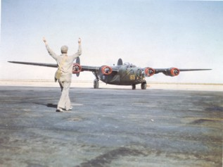B-24D Biggs AAF