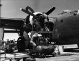 Work on a B-24