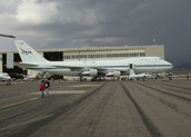 B747 Shuttle carrier N905NA