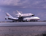 B747 with Shuttle Enterprise