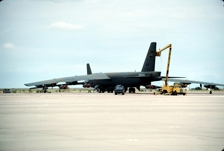 B-52G 379th Bomb Wing Biggs Air Force Base