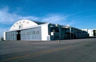 B-29 hangar