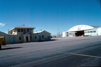 Operations building