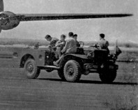 Weapons Carrier Biggs AAF