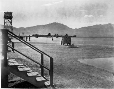 Biggs AAF circa 1943