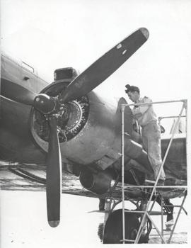 C-47 Biggs AAF 1945