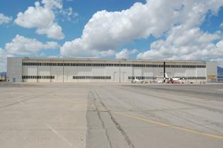 B-36 hangar 2007
