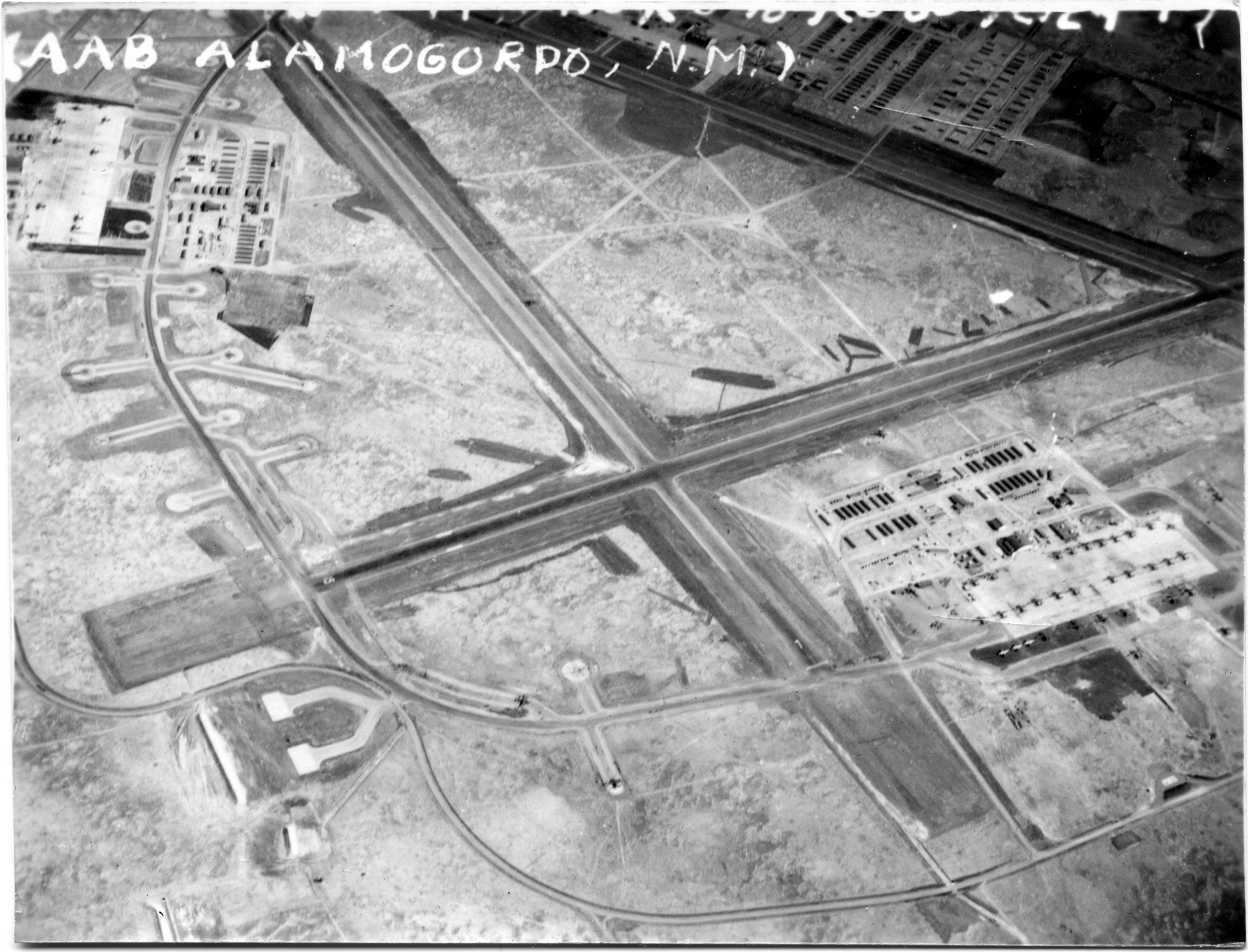 833rd aero squadron - Alamogordo Aaf 1943