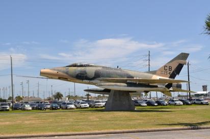 F-100D Super Sabre 56-3154
