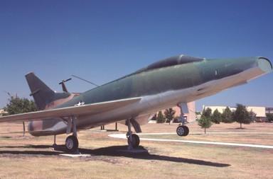 F-100A Sper Sabre 52-5759