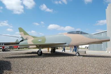 F-100A Super Sabre 52-5773