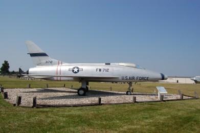 F-100C Super Sabre 53-1712