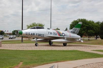 F-100C Super Sabre 54-1752