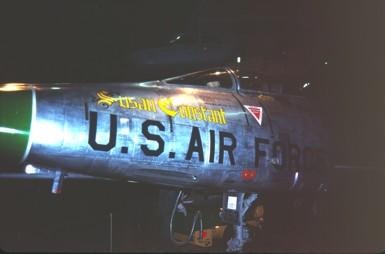 F-100C Super Sabre 54-1753