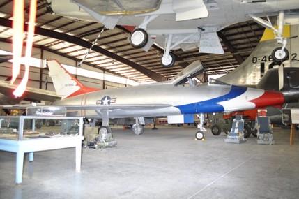 F-100D Super Sabre 55-3503
