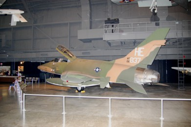 F-100F Super Sabre f-100 super sabre