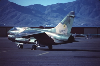 A-7D 72-0256 188th TFS NMANG