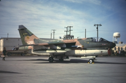 A-7D 72-0261 New Mxico ANG