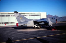 A-7D 75-0396 188th Tactical Fighter Squadron New                   Mexico Air National Guard
