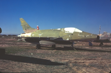 F-100C 54-1752