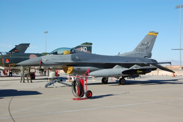 F-16C 86-0332 New Mexico Air National Guard