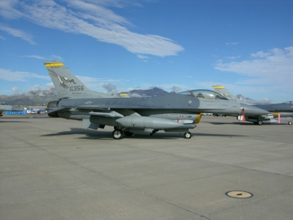 F-16C 188th Fighter Squadron New Mexico Air