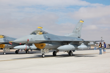 F-16C 87-0306 188th Fighter Squadron
