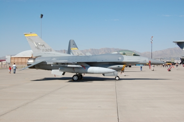 F-16C 87-0326 188th Fighter Squadron New Mexico