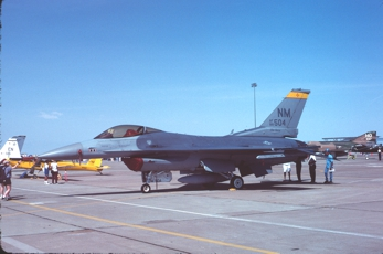 F-16C 88-0504 New Mexico Air National Guard