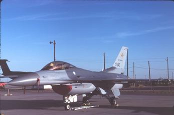 F-16C 88-0543 New Mexico ANG