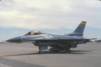 F-16C 89-2015 188th Fighter Squadron New Mexico                     ANG at Biggs Army Air Field