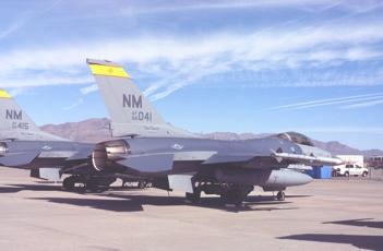 F-16C 89-2041 NMANG