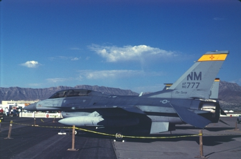 F-16D 188th Fighter Squadron