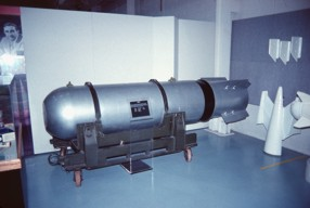 Mark 27 thermo nuclear bomb