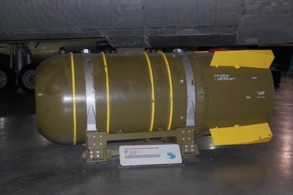 Mark 36 Thermo nuclear bomb