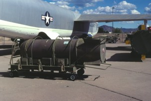 Mark 39 Thermo nuclear bomb
