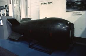 Mark 5 atom bomb