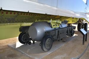 Mark 53 thrmonuclear bomb b-52b