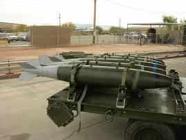 Mk 82 500 lbs bomb
