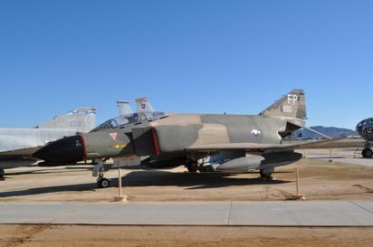 F-4C 63-7693 March Field Museum