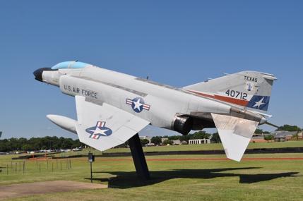 F-4C 64-0712 Camp Mabry