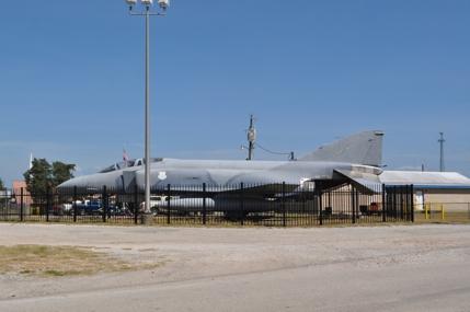 F-4D 66-8768 Bastrop, TX