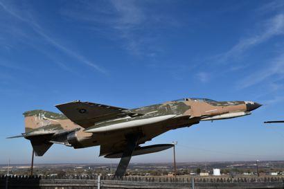 F-4E 66-0368 Big Spring, TX