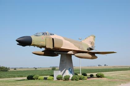 F-4D 65-0735 Hastings, NE
