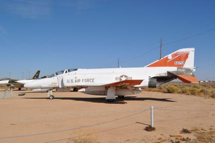 YF-4E 65-0713 Edwards AFB