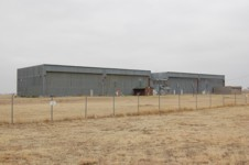 Alert Hangars