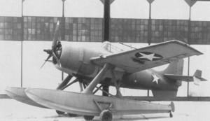 Grumman F4F-3S
